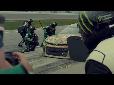 How NASCAR team Hendrick Motorsports uses Microsoft Teams to win races